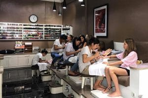 Nail Salon Ubud Dewi Sita Treatments
