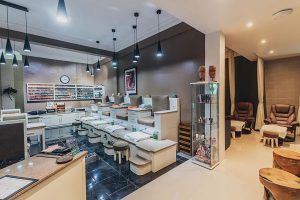 Nail Salon Ubud Dewi Sita Treatment Room