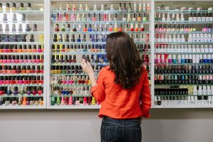 Nail Salon Ubud Pengosekan Nail Polish Collections