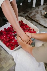Nail Salon Ubud Pengosekan Foot Treatment