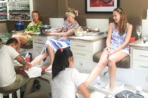 Nail Salon Ubud Dewi Sita Foot Treatment