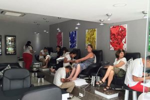 Nail Salon Ubud Pengosekan treatment
